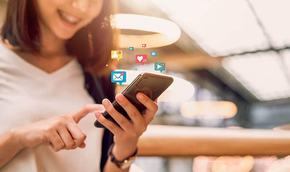 Social media e forum